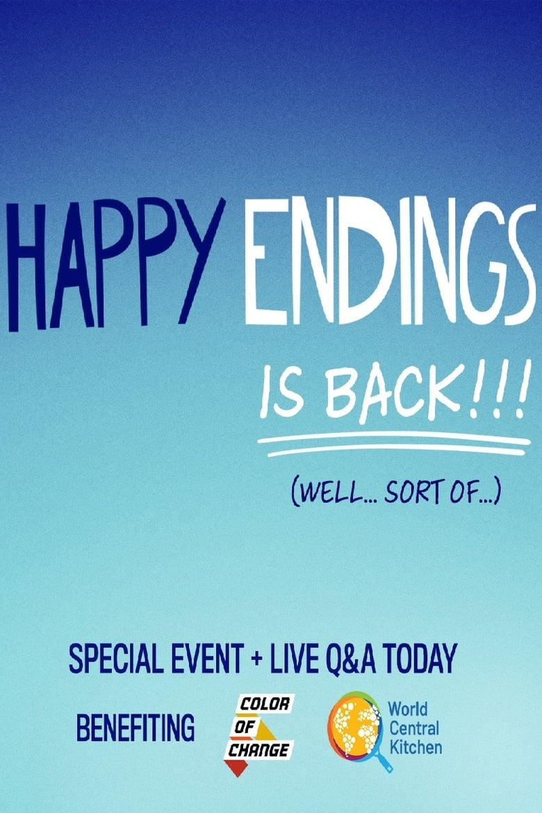 Happy Endings Special Charity Event