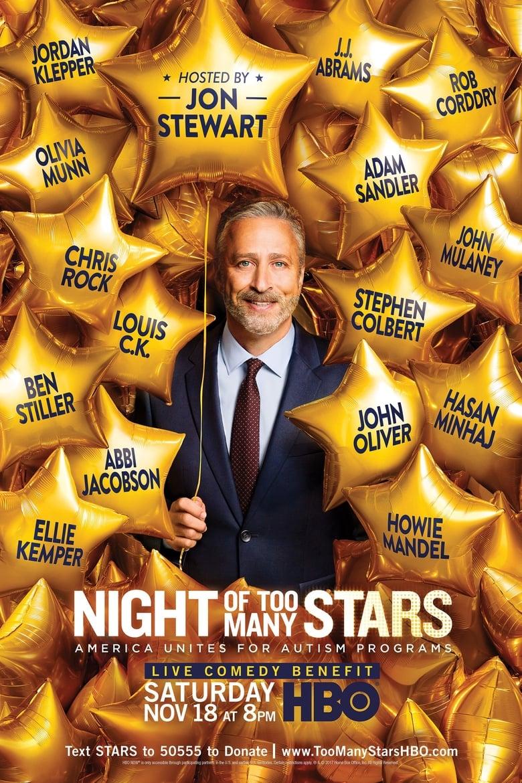 Night of Too Many Stars: America Unites for Autism Programs