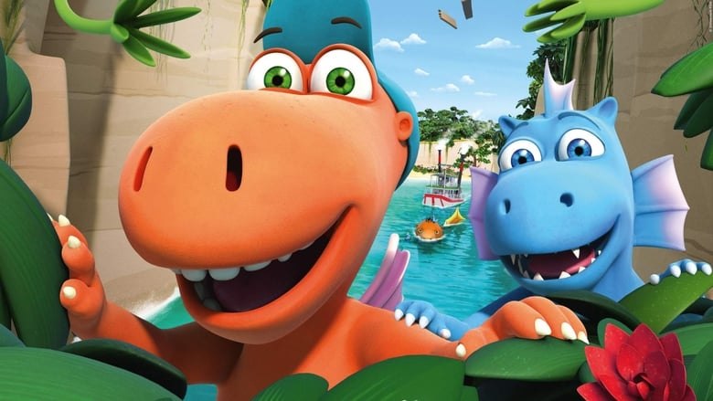 Watch Coconut The Little Dragon 2: Into The Jungle Full Movie HD Online Free
