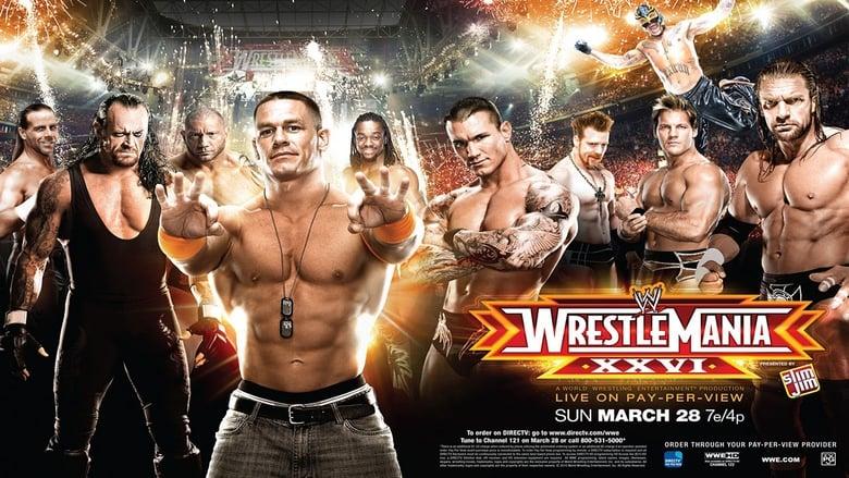 WWE Wrestlemania XXVI