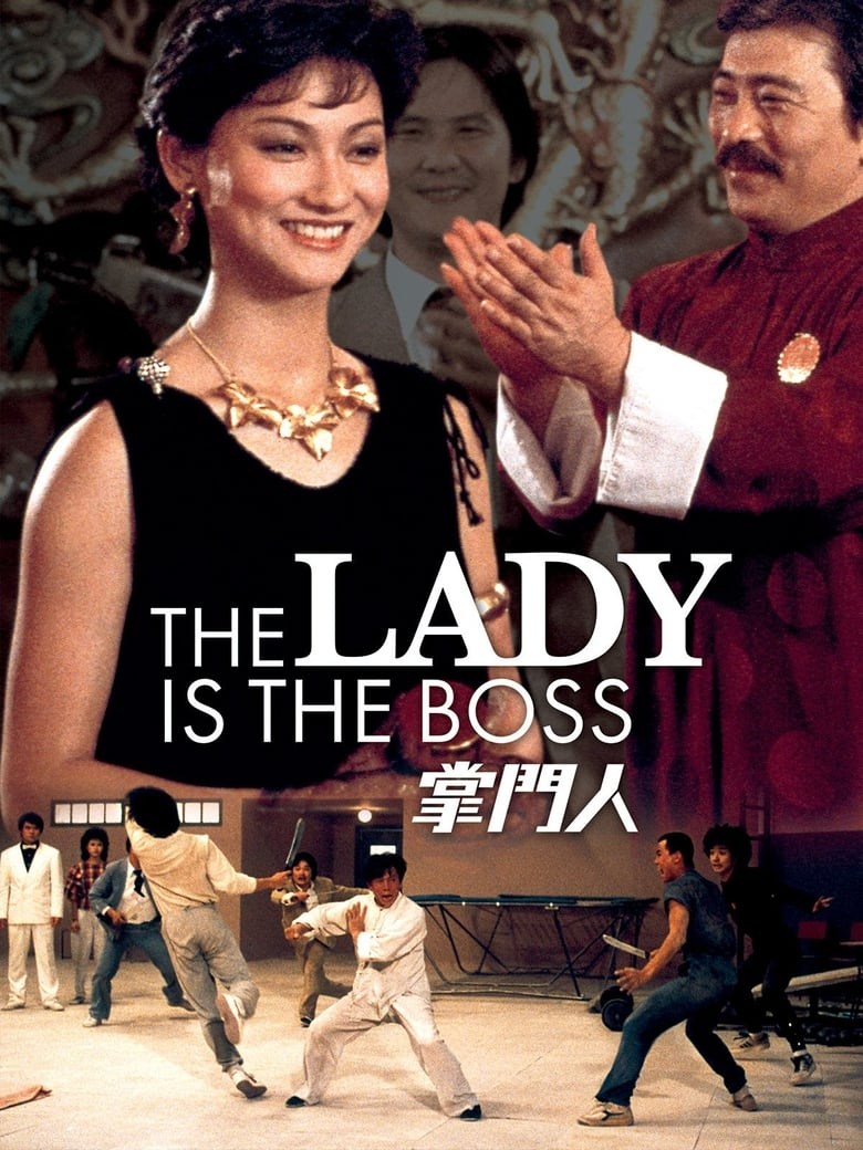 The Lady Is the Boss