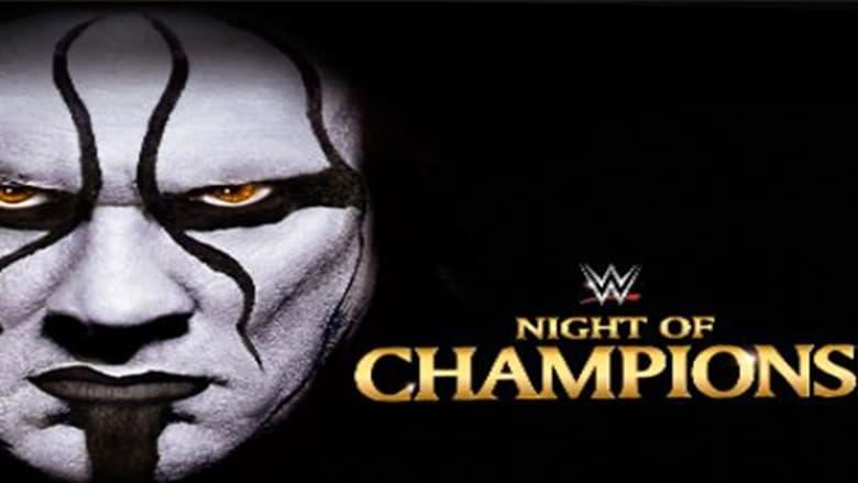 WWE Night of Champions 2015