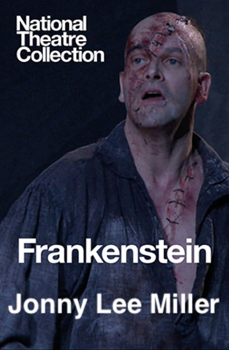 National Theatre Live - Frankenstein - Jonny Lee Miller