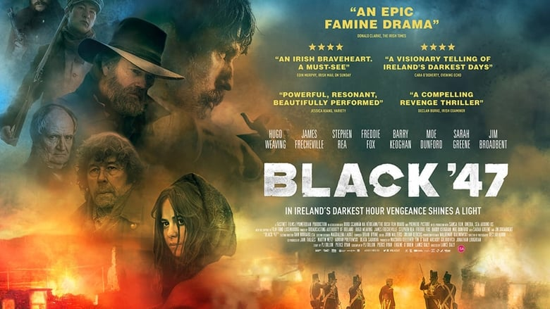 Watch Black '47 Full Movie Online Free