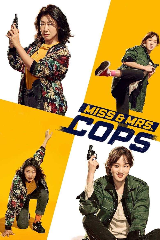Miss & Mrs. Cops