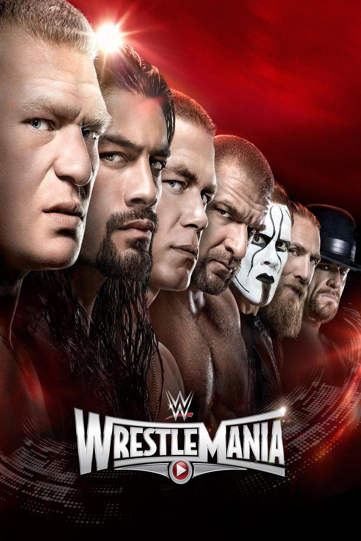 WWE Wrestlemania 31