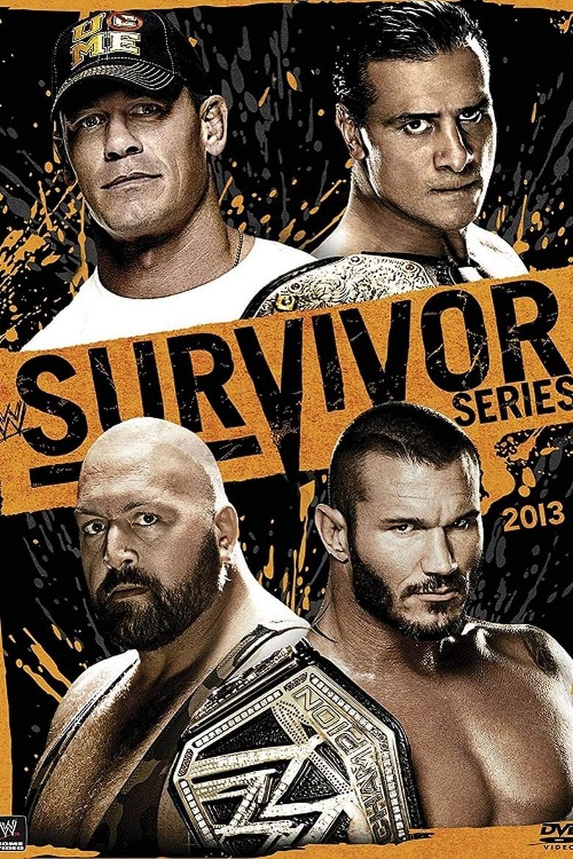 WWE Survivor Series 2013
