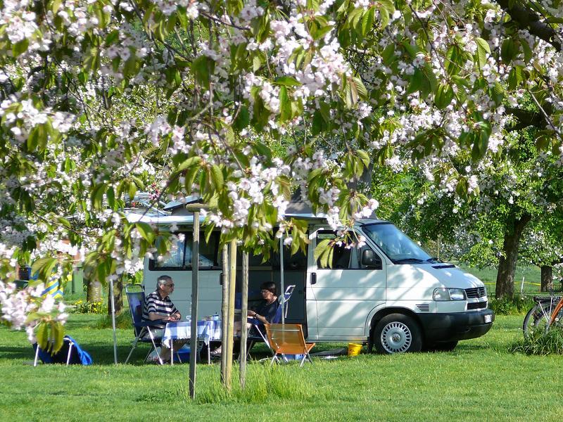 Camping Lindenhof SutzLattrigen  J3L Unterknfte