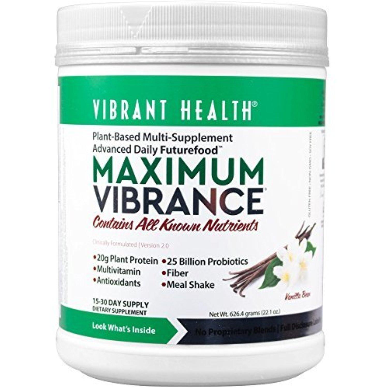 Online Store: Vibrant Health Maximum Vibrance 24.81 Oz ...
