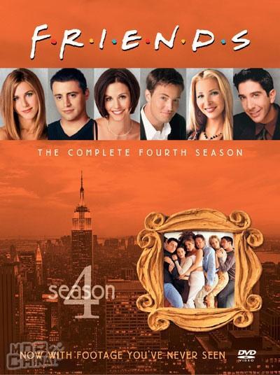 六人行第4季(1997)的海報和劇照 第1張/共1張【圖片網】