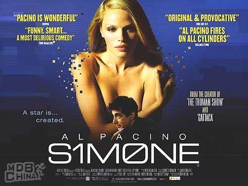 西蒙妮(2002)的海報和劇照 第5張/共15張【圖片網】