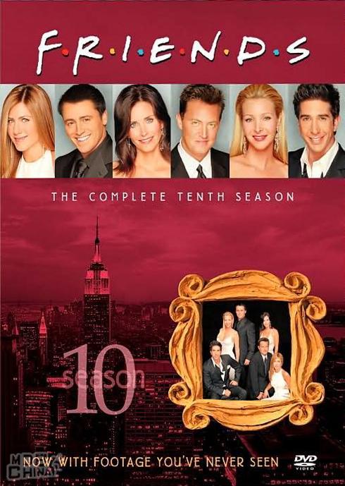 六人行第10季 (2003)海報和劇照 - 第1張/共1張