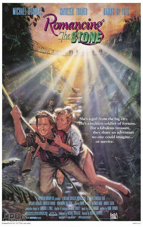 尋找寶石(1984)的海報和劇照 第4張/共5張【圖片網】