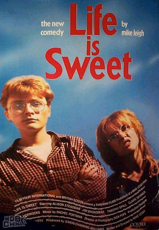 生活是甜蜜的(1991)的海報和劇照 第4張/共5張【圖片網】
