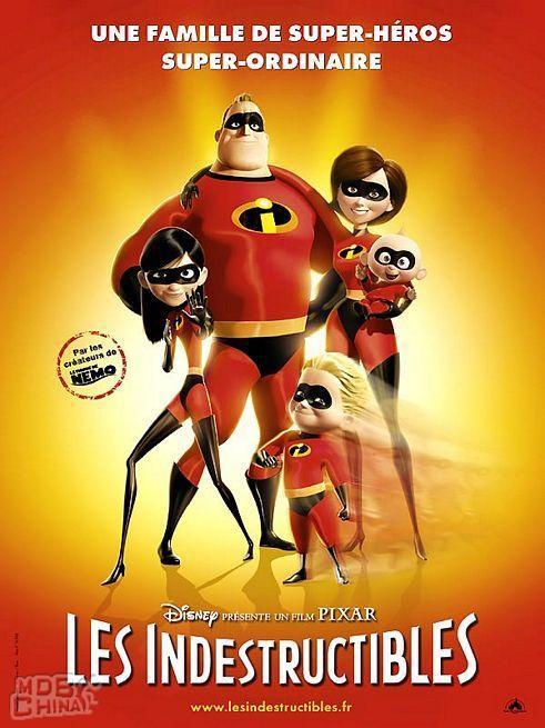 超人特工隊(2004)的海報和劇照 第33張/共130張【圖片網】