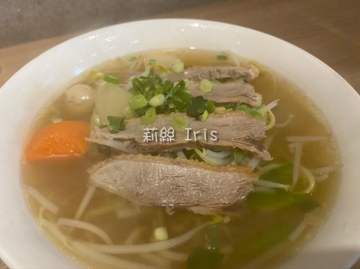 台南北區銅板美食-古根食堂鴨香飯菜單