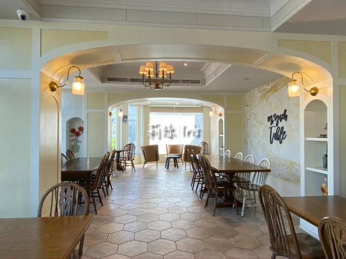 米約二樓用餐區