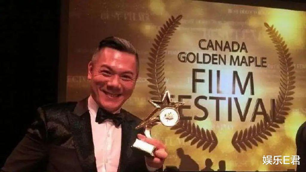 34歲香港先生離巢TVB即拿獎. 新加坡拍劇爆紅揚威釜山電影節 - 時光新聞