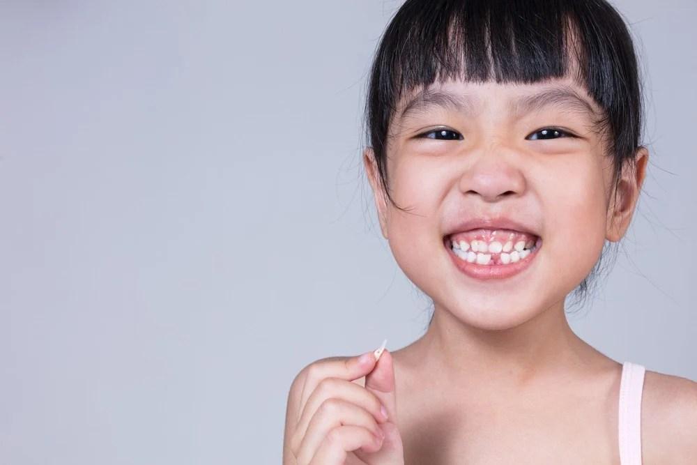 【小朋友換牙】脫落乳齒竟有用?美科學家:內含幹細胞未來可治癌 | UrbanLife 健康新態度