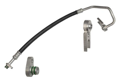 VEMO High Pressure Line, air conditioning V22-20-0014 for
