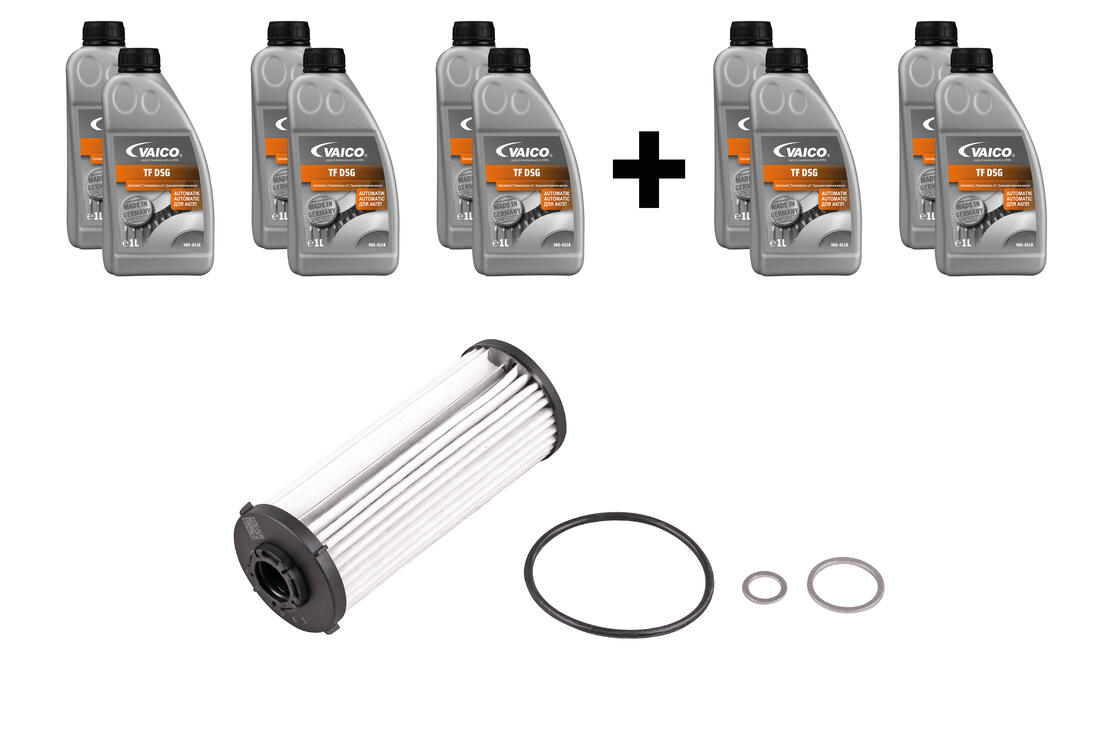 VAICO Parts Kit, automatic transmission oil change V10