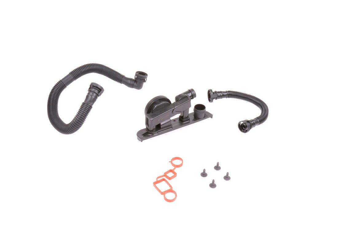 VAICO Repair Set, crankcase breather V10-3247 for Audi & VW