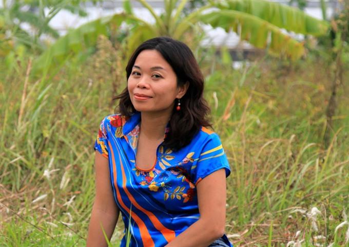 Nguyễn Phan Quế Mai, autrice di Quando le montagne cantano (Nord, 2021)