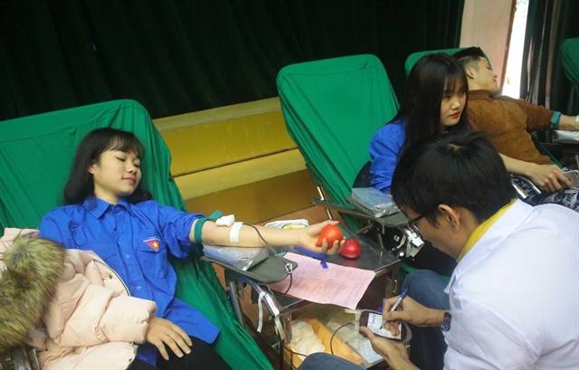 Blood donors needed to save more lives 1