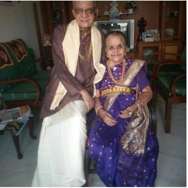 மீரா ராவ் - ஆதர்ச தம்பதி