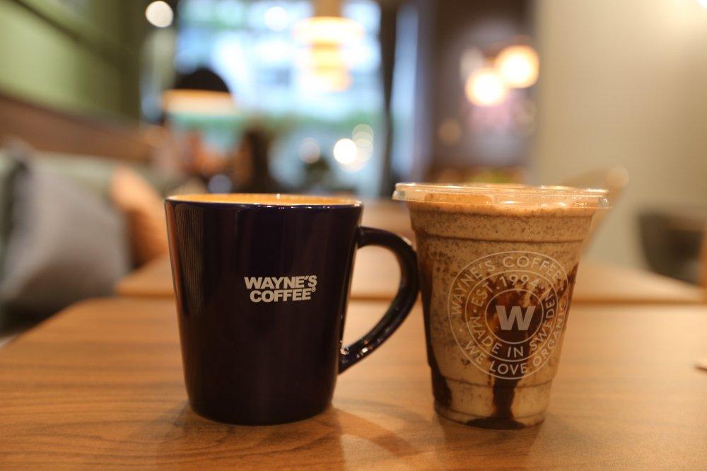 Wayne's Coffee - không gian văn hoá cà phê Thuỵ Điển đến Việt Nam