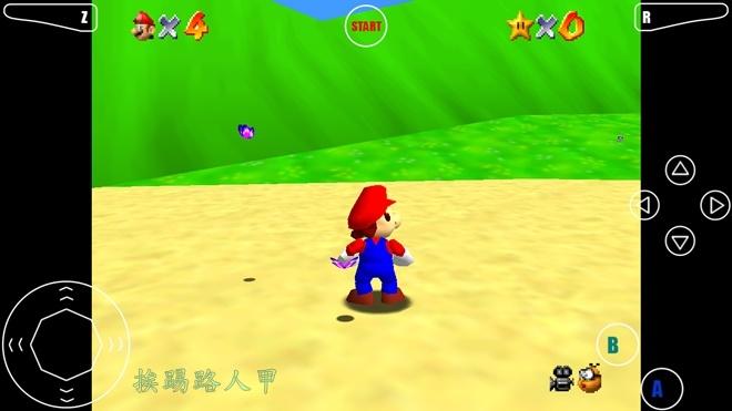 第三代任天堂64遊戲機的模擬器-MegaN64 (N64 Emulator) - 挨踢路人甲