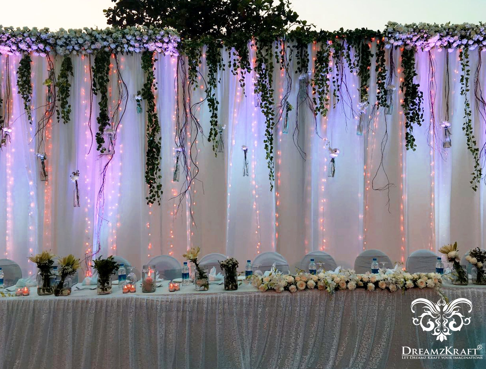 paper chair covers for weddings reupholstering a wingback decorators reveal: the most awesome decor setups in under 2 lakhs! *yes, it's possible! | wedmegood