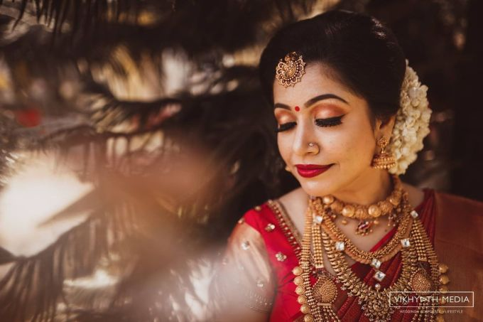 south indian bridal makeup: 20+ brides who totally rocked