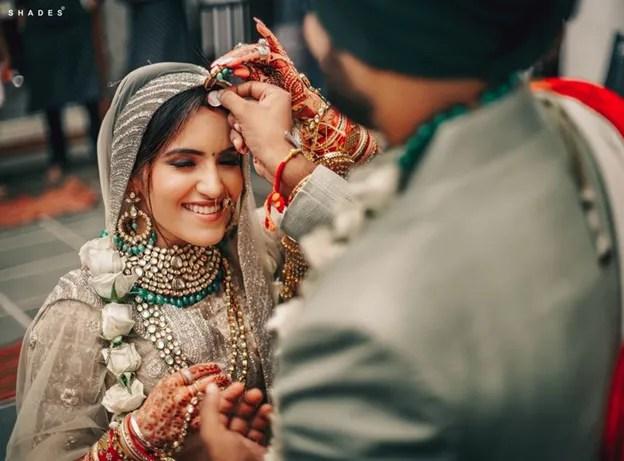 10 punjabi couples their