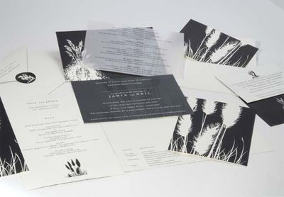 They Specialize In Wedding Stationery Personal Everything Is Customizable And Other Fun Produc