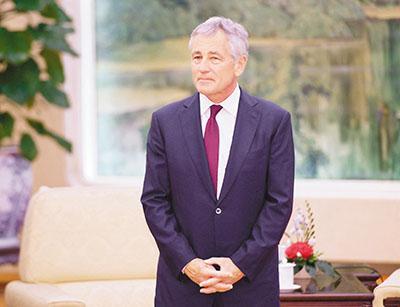 美防長感謝中國領導人直言不諱 - 香港文匯報