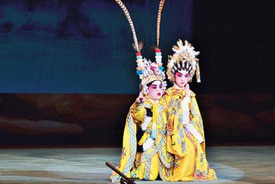 聲輝粵劇為靈實籌款演折子戲 「雛聲名韻」回饋社會 望大眾支持 - 香港文匯報