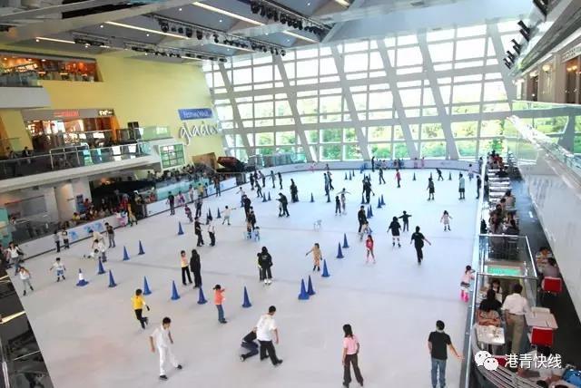 香港5大溜冰場 帶你玩轉冰雪運動 - 香港文匯網