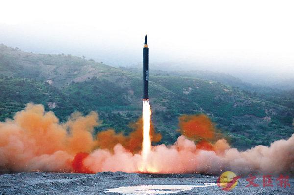美擬降核戰門檻 小型核武遏朝 - 香港文匯報