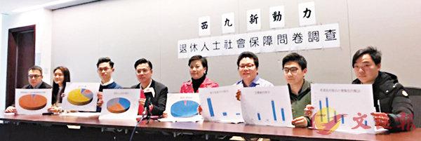 逾九成長者呻退休保障不足 - 香港文匯報