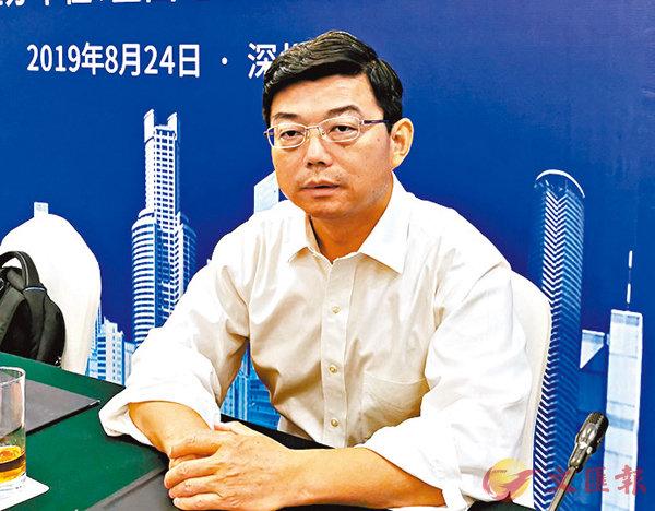 王振民:為港止血須止暴制亂 - 香港文匯報