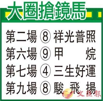 【大圈搜影】祥光普照身強力壯 - 香港文匯報
