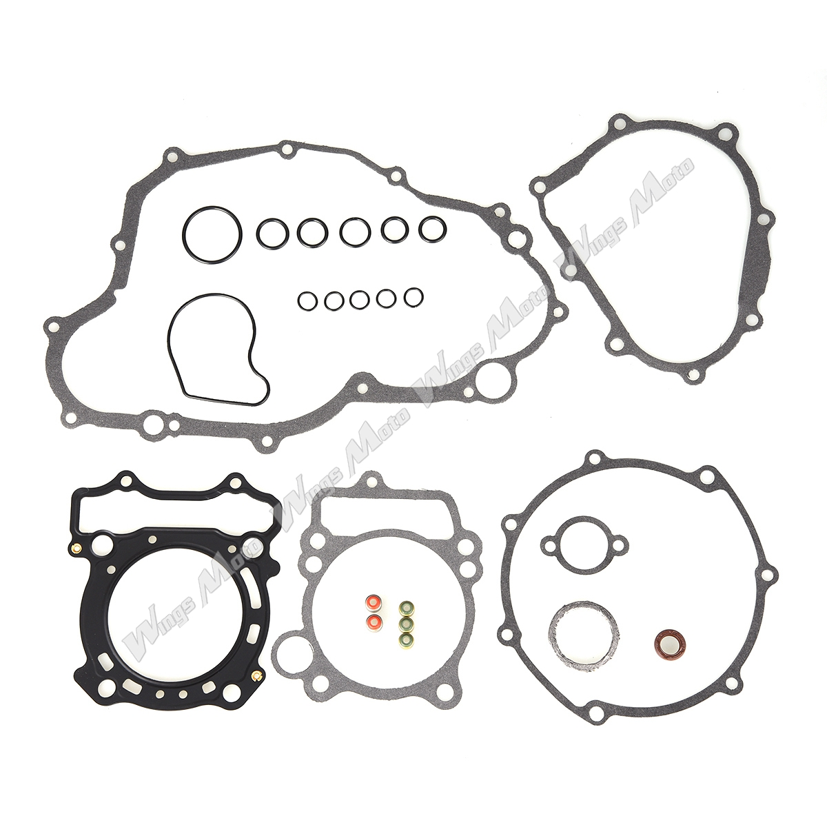 Complete Gasket Kit Top Bottom End Engine Set fit for
