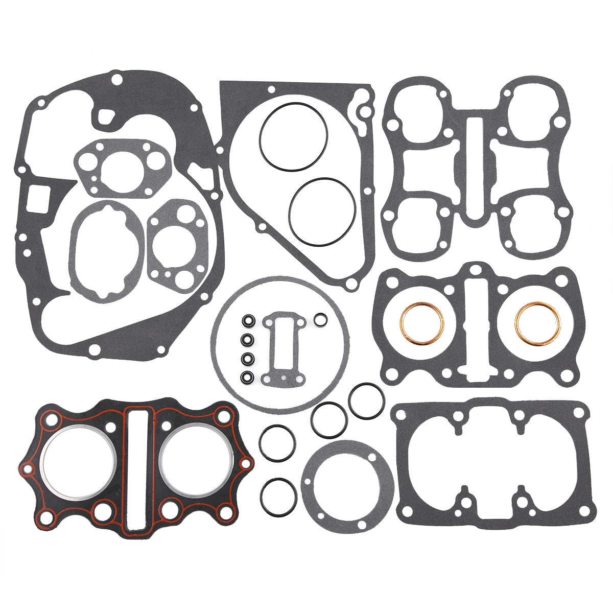 Complete Engine Gasket Set Kit for Honda CB350 CL350 SL350