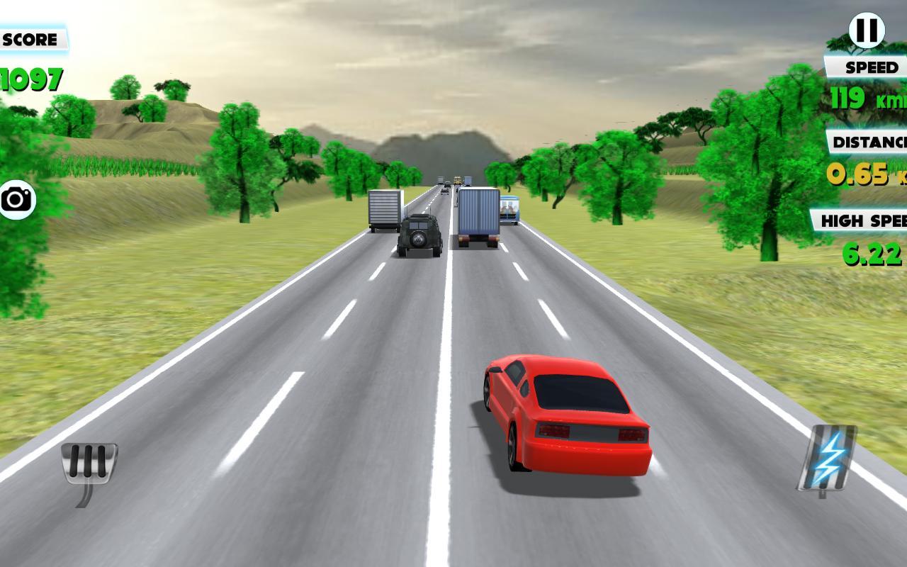 Traffic Racer Free Car Game Apk Download