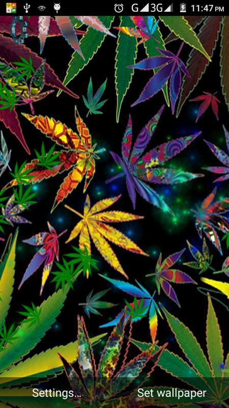 Falling Weed Live Wallpaper Apk Weed Live Wallpaper Apk Download Free Personalization