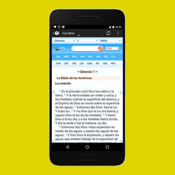 Bible Hub App - Year of Clean Water