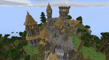 Castle Build Minecraft Apk - Free Casual Game