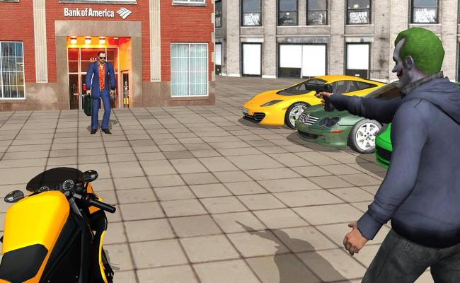Grand City Crime Gangster Game Apk Download Free Action