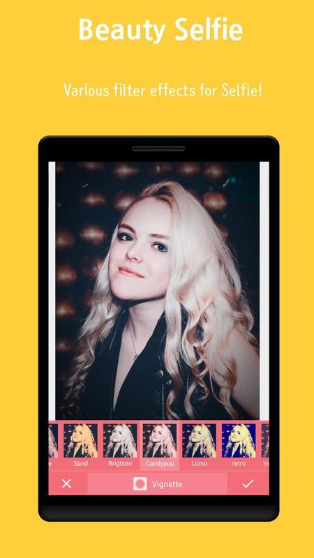 Beauty Selfie  Photo Editor APK Download  Free